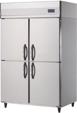 業務用厨房機器 送料無料 新品 往復送料無料 ダイワ 1冷凍3冷蔵庫 新作入荷 411S1-EC D800 インバータ W1200