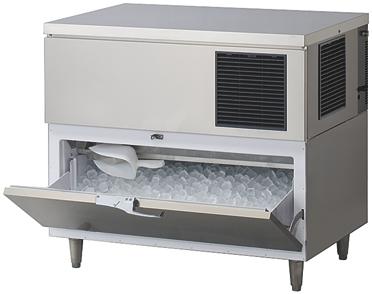【送料無料】新品!ダイワ 製氷機空冷式 180K(貯氷量100K) [厨房一番]