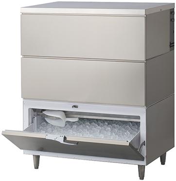 【送料無料】新品!ダイワ 製氷機水冷式 210kg DRI-210WM2-BS(貯氷量200K) [厨房一番]