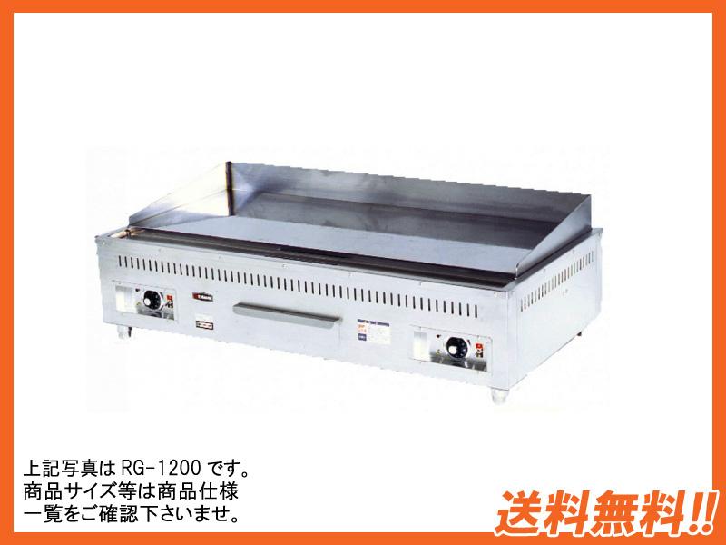 <title>激安厨房機器 均一で強力な加熱で焼き上げる調理プレート 送料無料 新品 EISHIN エイシン電機 グリドル W1200 D600 H287 RG-1200 鉄板焼 店内全品対象 焼きそば お好み焼き ステーキ 厨房一番</title>
