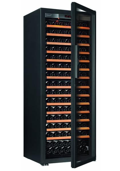 【送料無料】新品!ユーロカーブ(EUROCAVE) ワインセラー (445L・182本) Pure-L-C-PTHF