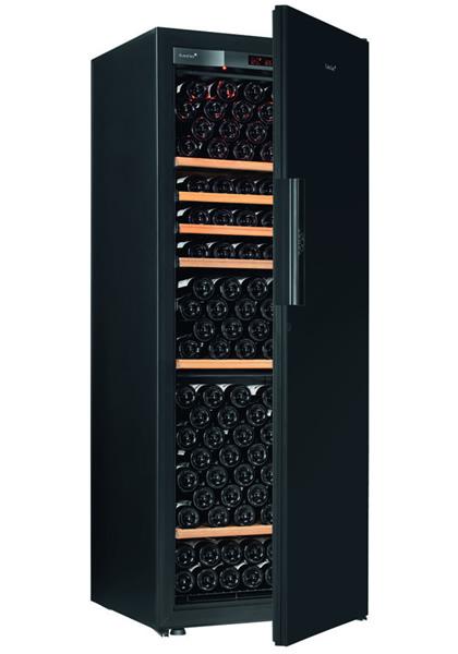 【送料無料】新品!ユーロカーブ(EUROCAVE) ワインセラー (445L・204本) Pure-L-T-BlackPiano