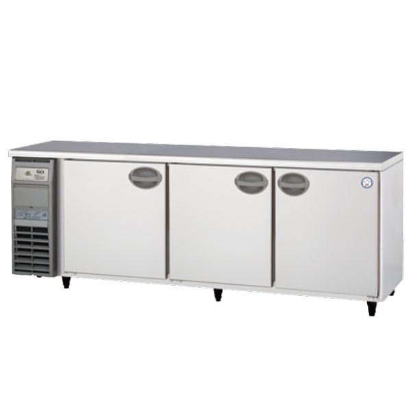 【送料無料】新品!フクシマ コールドテーブル3枚扉インバーター冷蔵庫 AYC-210RM