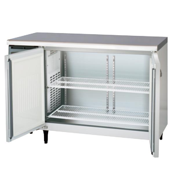 【送料無料】新品!フクシマ コールドテーブル2枚扉インバーター冷蔵庫 AYW-120RM-F