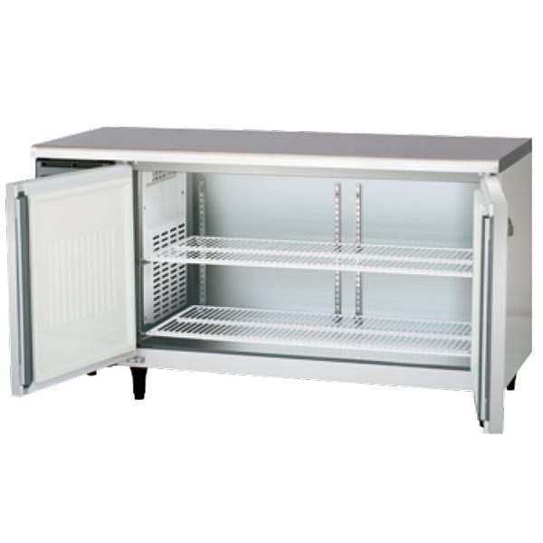 新品:福島工業(フクシマ)業務用横型冷蔵庫幅1500×奥行750×高さ800(mm)LRW-150RM-F