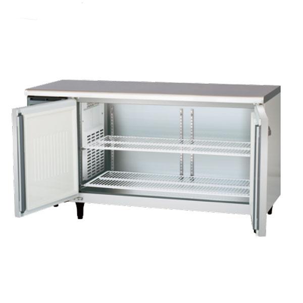 新品:福島工業(フクシマ)業務用横型冷凍庫幅1500×奥行750×高さ800(mm)LRW-152FM-F 受注生産品