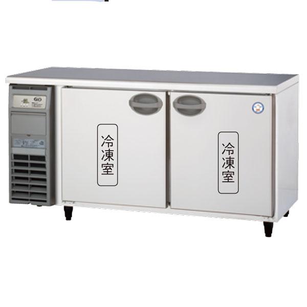 新品:福島工業(フクシマ)業務用横型冷凍庫幅1500×奥行750×高さ800(mm)LRW-152FM 受注生産品