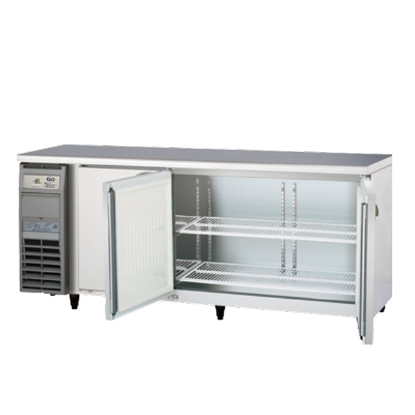 【送料無料】新品!フクシマ コールドテーブル3枚扉インバーター冷蔵庫 AYW-180RM-F