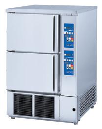 【送料無料】新品!フクシマ 小型ドゥコンディショナー(2室制御)QBD-208DCLS2[受注生産]