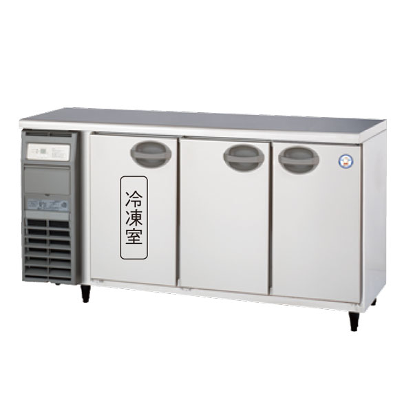 【送料無料】新品!フクシマ 1冷凍2冷蔵庫 YRC-151PE2-E[受注生産]