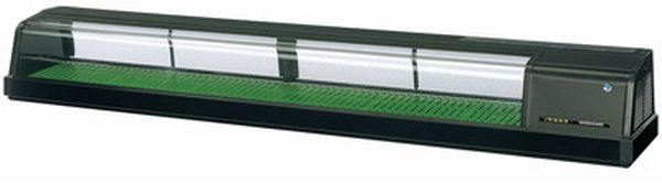 業務用 ネタケース ホシザキ W2100×D345×H280 新品 代引き不可 LED照明付FNC-210BL-R 売れ筋 恒温高湿ネタケース