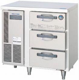 【送料無料】新品!ホシザキ ドロワー冷凍庫(3段) FT-80DDF[厨房一番]