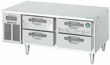 業務用厨房機器 送料無料 SALENEW大人気 新品 ホシザキ 2段 ドロワー冷凍庫 FTL-120DNCG 秀逸