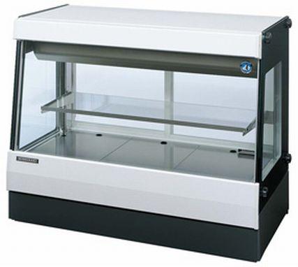 業務用 冷蔵ケース ホシザキ W895×D477×H730 新品 正規店 完売 mm 幅895×奥行477×高さ730 HKD-3B1-W ホシザキ高湿ディスプレイ 冷蔵ショーケース
