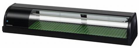 業務用 驚きの価格が実現 直営ストア 冷蔵ケース ホシザキ 新品 W1500×D345×H270 冷蔵ネタケースHNC-150B-L-B