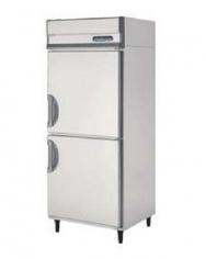 【送料無料】新品!フクシマ 2枚扉インバーター冷蔵庫 ARN-080RM[厨房一番]