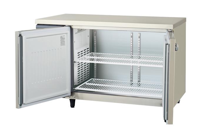 新品:福島工業(フクシマ)業務用横型冷蔵庫幅1200×奥行600×高さ800(mm)LRC-120RM-F