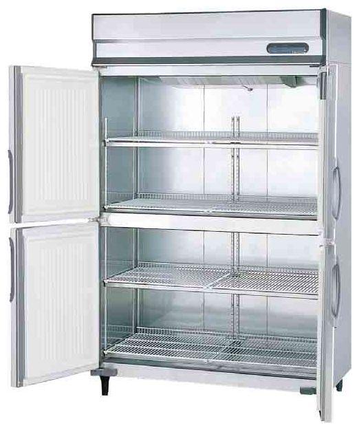 【送料無料】新品!フクシマ 4枚扉冷蔵庫インバーター ARD-120RM-F[厨房一番]