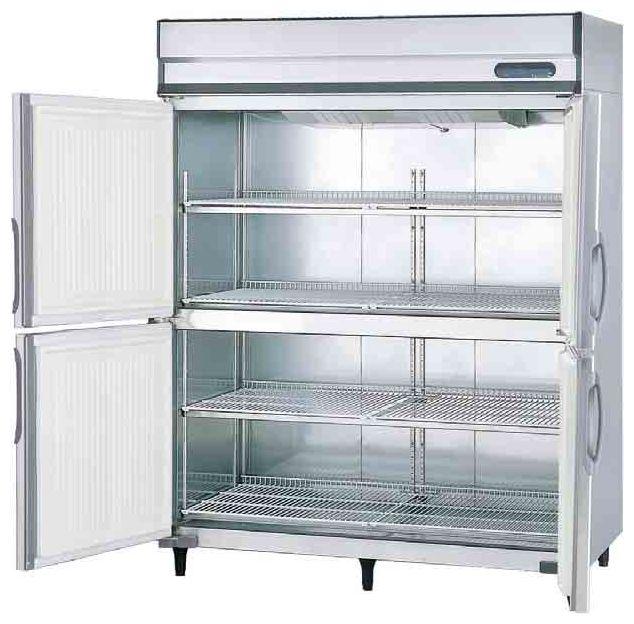 業務用 冷蔵庫 フクシマ 通販 激安◆ W1490×D800×H1950 新品 GRD-150RM-F幅1490×奥行800×高さ1950 mm 縦型 業務用冷蔵庫 福島工業 情熱セール