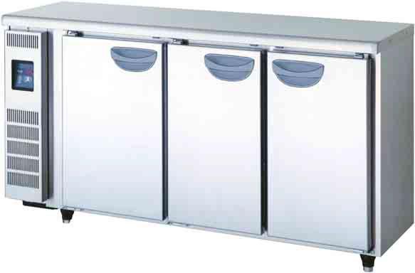 【送料無料】新品!フクシマ 3枚扉コールドテーブル冷蔵庫 TMU-50RE2[厨房一番]
