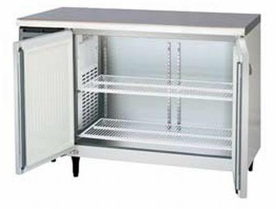 【送料無料】新品!フクシマ コールドテーブル冷蔵庫 (2枚扉) YRC-120RM2-F[厨房一番]