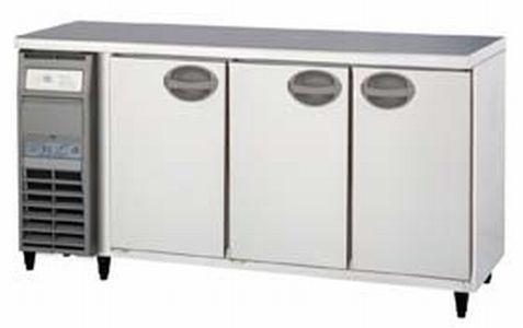 【送料無料】新品!フクシマ コールドテーブル冷蔵庫 (3枚扉) YRC-150RE2-E[厨房一番]