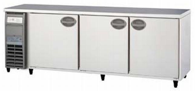 【送料無料】新品!フクシマ コールドテーブル冷蔵庫 (3枚扉) YRC-210RM2[厨房一番]