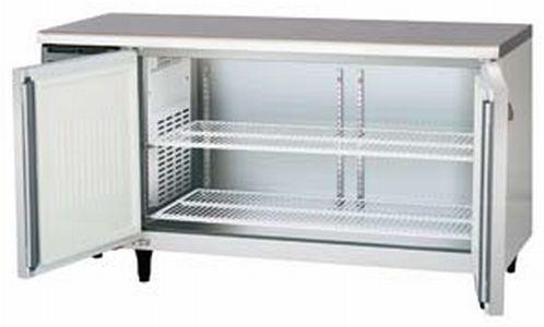 【送料無料】新品!フクシマ コールドテーブル冷蔵庫 (2枚扉) YRW-150RM2-F[厨房一番]