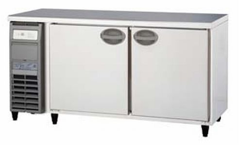 【送料無料】新品!フクシマ コールドテーブル冷蔵庫 (2枚扉) YRW-150RM2[厨房一番]