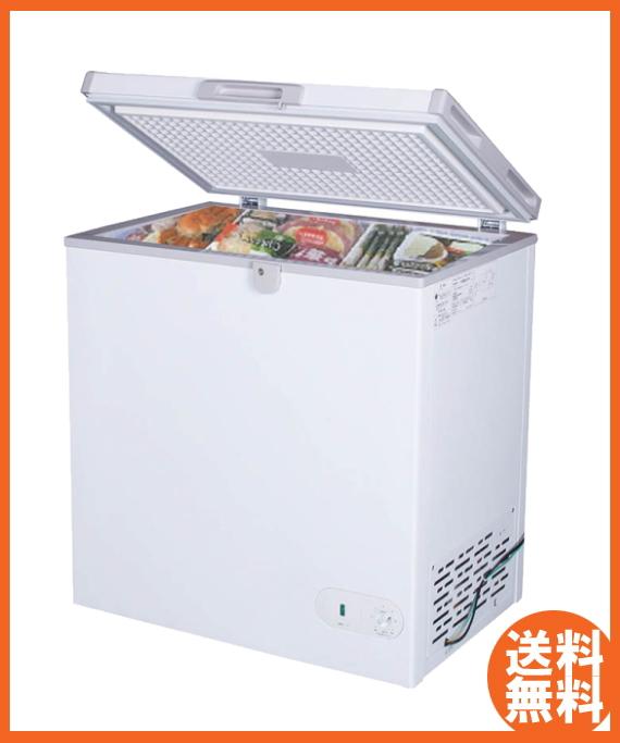 【送料無料】新品!ジェーシーエム(JCM) 冷凍ストッカー 152L JCMC-152[厨房一番]