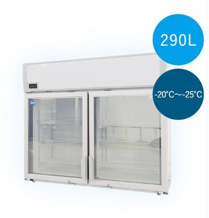 【送料無料】新品!ジェーシーエムJCM デュアル型冷凍ショーケース 【JCMCS-290】(観音扉型)現在欠品中の為、次回入荷予定は4月下旬以降[厨房1番]