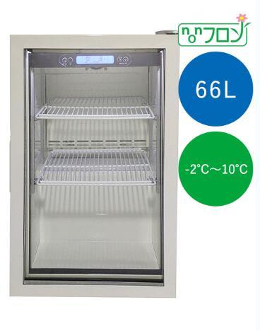 【送料無料】新品!ジェーシーエム/JCM 卓上型冷蔵ショーケース 【JCMS-66】[厨房1番]