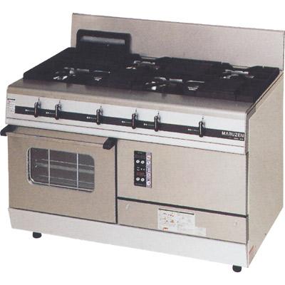 国内即発送 業務用厨房機器 送料無料 大人気 新品 マルゼン MGRX-127D 4口 パワークックガスレンジ