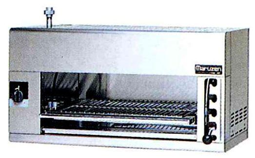 業務用 WEB限定 サラマンダー お買得 マルゼン 新品 NEWパワークックシリーズRSM-094 W900×D400×H460