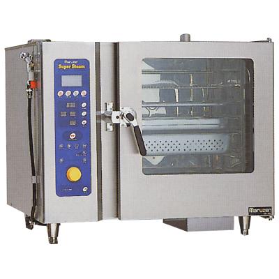 【送料無料】新品!マルゼン電気式スチームコンベクションオーブン(スーパースチーム)デラックスシリーズW1030*D750*H840SSC-06DCNU[厨房一番]
