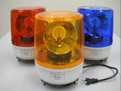 業務用厨房機器 送料無料 新品 三ツ星 大型回転灯 ストア MT-100N 公式通販 パトランプ