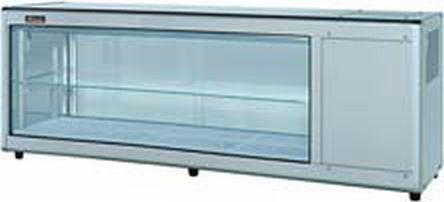 業務用厨房機器 送料無料 新品 ネスター 『4年保証』 RDC-151R405 右 冷蔵ディスプレイケース 132L アウトレットセール 特集
