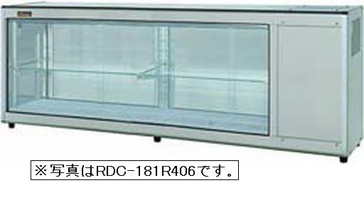 業務用厨房機器 海外並行輸入正規品 送料無料 新品 激安通販 ネスター 冷蔵ディスプレイケース 左 218L RDC-181L406