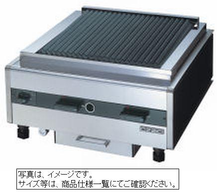 【送料無料】新品!オザキガスハースグリラー900W900*D600*H280(mm)[厨房一番]