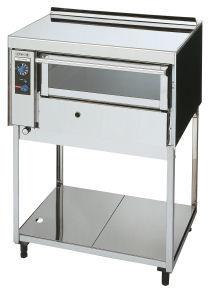 【送料無料】新品!オザキ ガスピザオーブン940 1型 W940*D750*H1300(mm)[厨房一番]