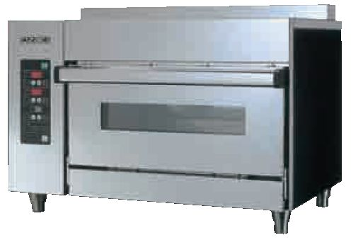 【送料無料】新品!オザキ ガスベーカリーオーブン W900*D600*H600(mm) OZ100BOEC [厨房一番]