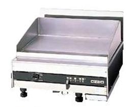 【送料無料】新品!オザキ ガス卓上コンロ(フライトップ)W600*D600*H250(mm) OZ60-60FTK [厨房一番]