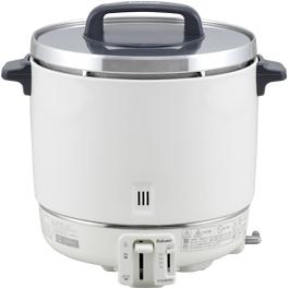 【送料無料】新品!パロマ製 ガス炊飯器(約2.2升) PR-403S