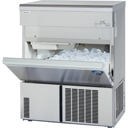 2020 即日出荷 新作 業務用 製氷機 パナソニック W630×D450×H800 アンダーカウンタータイプ業務用 新品 SIM-AS450045kg
