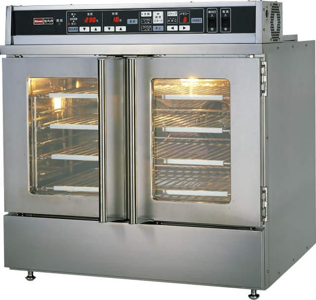 【送料無料】新品!リンナイ ガス高速オーブン 大型 RCK-30MA [厨房一番]