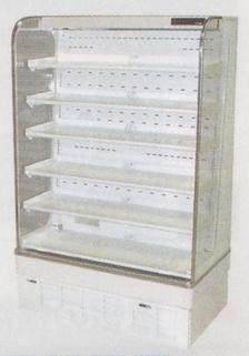 【送料無料】新品!サンデン 冷蔵ショーケース(オープン)(181L) RSG-903Z [厨房一番]