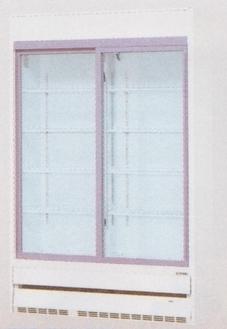【送料無料】新品!サンデン リーチイン冷蔵ショーケース(454L) TRM-SS40XE[厨房一番]