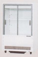 【送料無料】新品!サンデン 冷蔵ショーケース(105L) VRS-35XE[厨房一番]