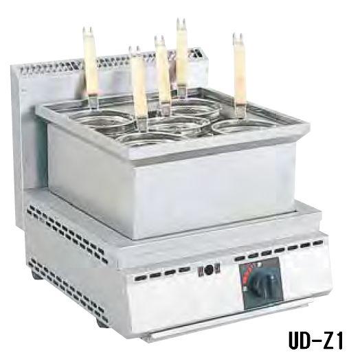 【送料無料】新品!SANPO ガスうどん・そば釜(卓上) UD-Z1 [厨房一番]