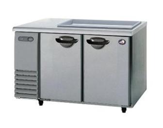 新品 パナソニック サンドイッチテーブル型冷蔵庫SUR-GS1261SA